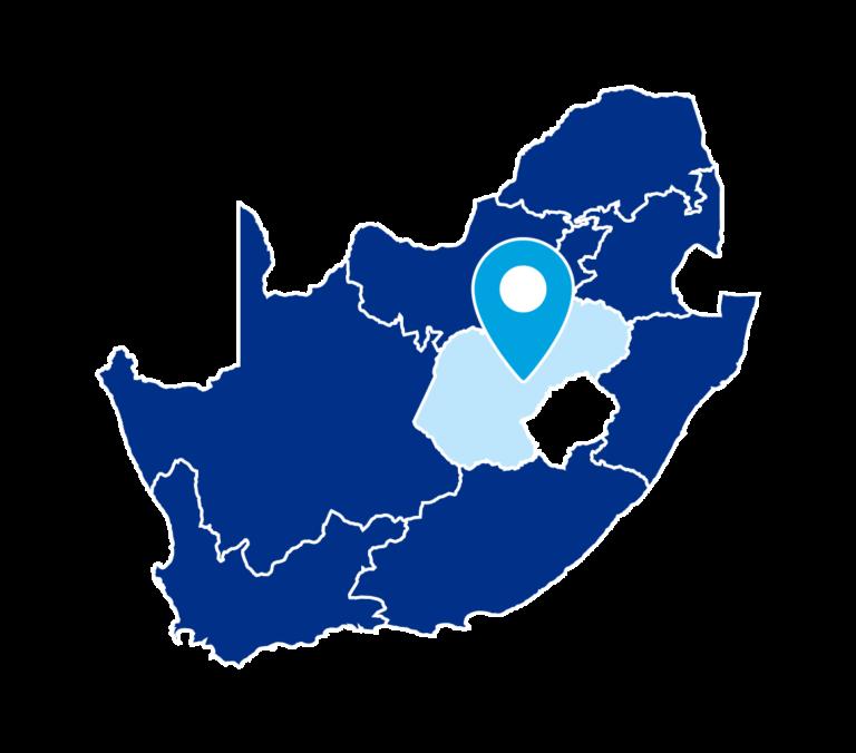 TUHF Bloemfontein Branch